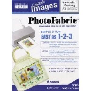 photofabric cotton canvas