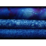 quiltstoffen blauw