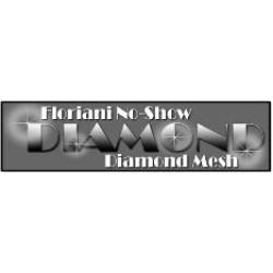 no show diamond mesh