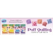 puff quilting clips & sets
