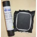 "Floriani's Medium Weight Firm Tearaway 1.5oz  9"" x 10 yds black"