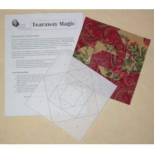 Jenny's tearaway magic printable A4