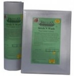 """Floriani's Stitch N Wash fusible(Water Soluble Tearaway) 1.5oz  8.5"""" x 11"""" sheets 25 per pack"""