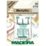titanium machine naalden metallic