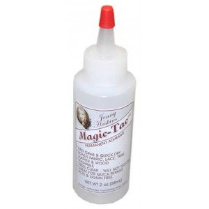 Jenny Haskins magic tac glue